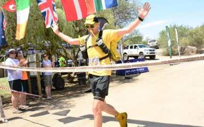 Meet Dion Leonard – Extreme Runner and Gobi's Master