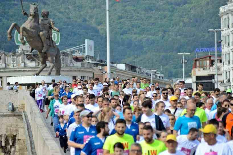 Wizz Air Skopje Marathon - Field Report 4