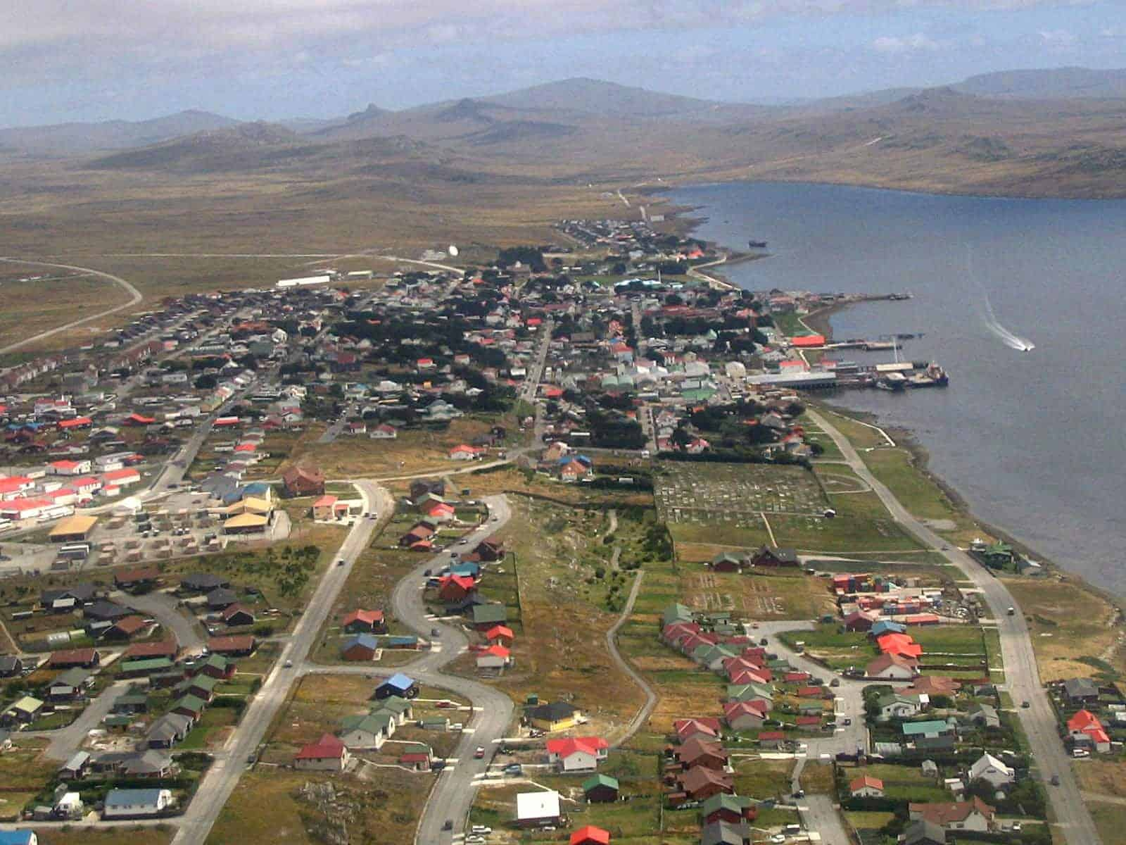 The Story of My First Marathon - Stanley, Falkland Islands 2