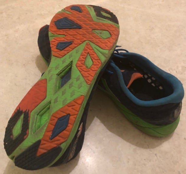The Performance Difference Between Old and New Running Shoes - A Case Study 6