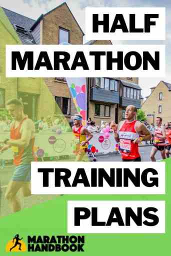 Half Marathon Training Plans