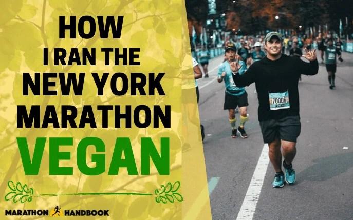 Vegan Marathon