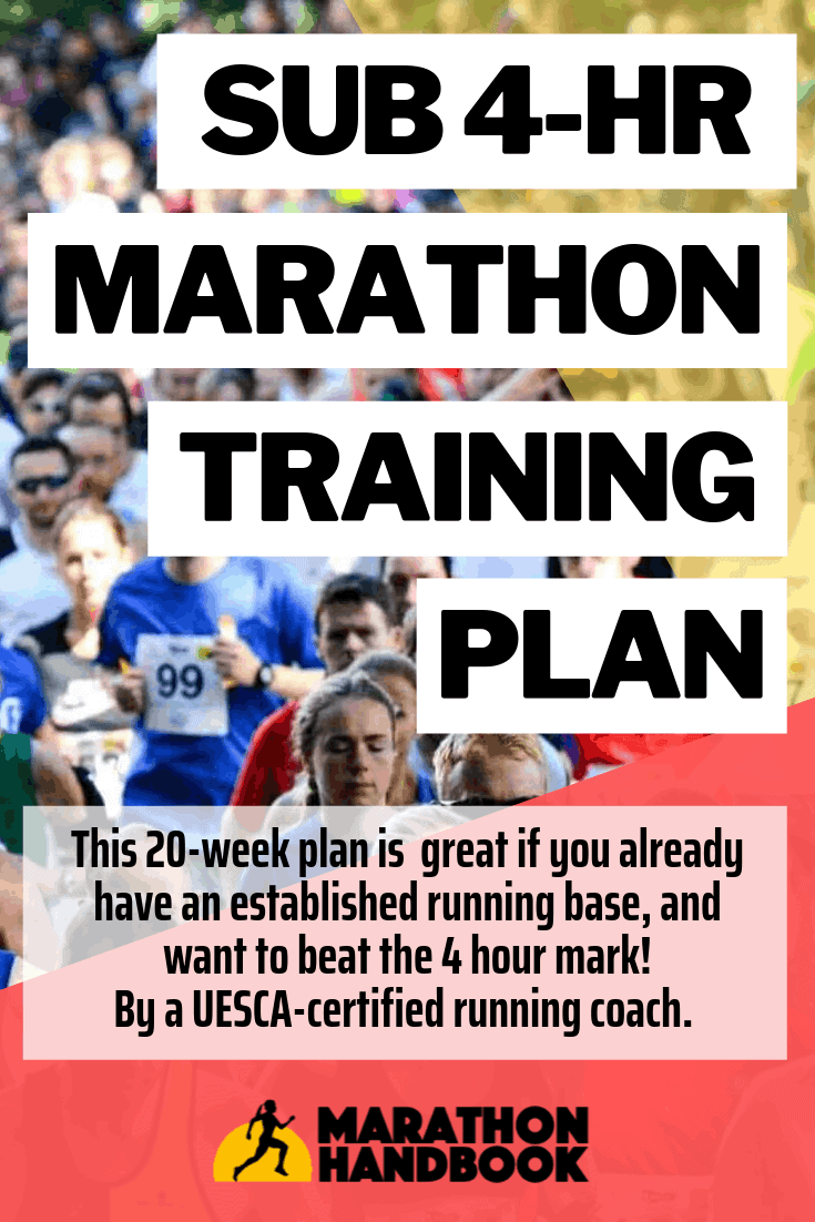 Marathon Training Plans - How to Train for a Marathon 8