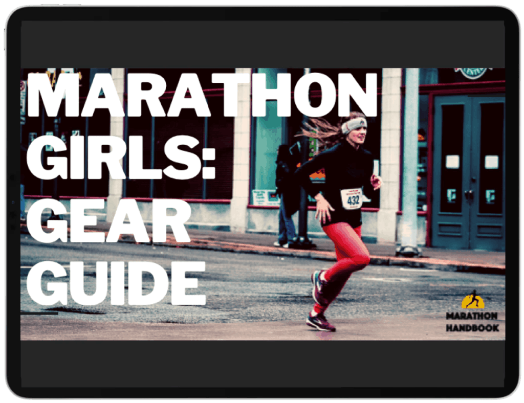 Marathon Girls Gear Guide