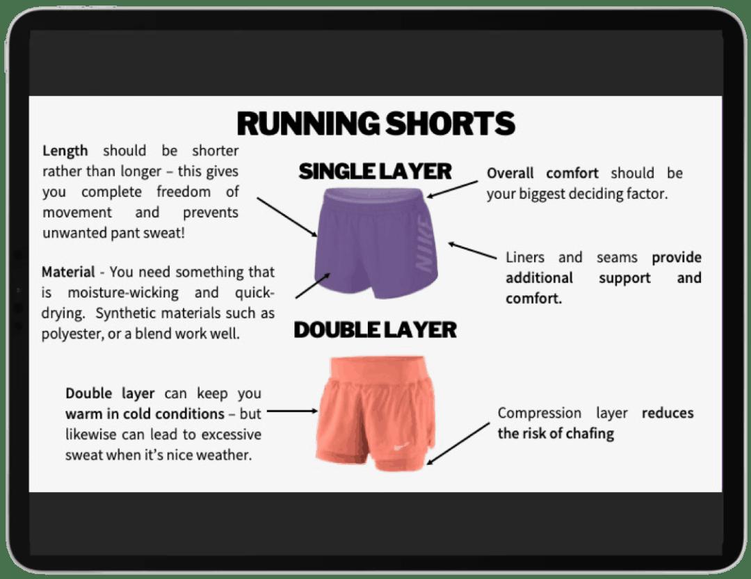Marathon Girls Gear Guide 3
