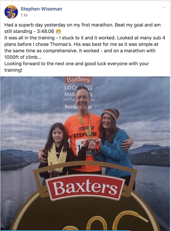 4-Hour Marathon 2