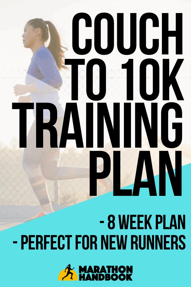 Couch to 10k Training Plan  Marathon Handbook