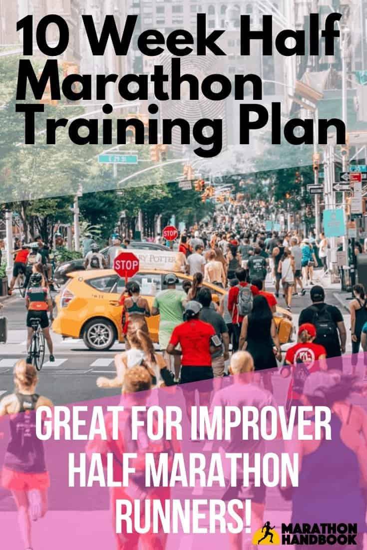 10 Week Half Marathon Training Plan 1