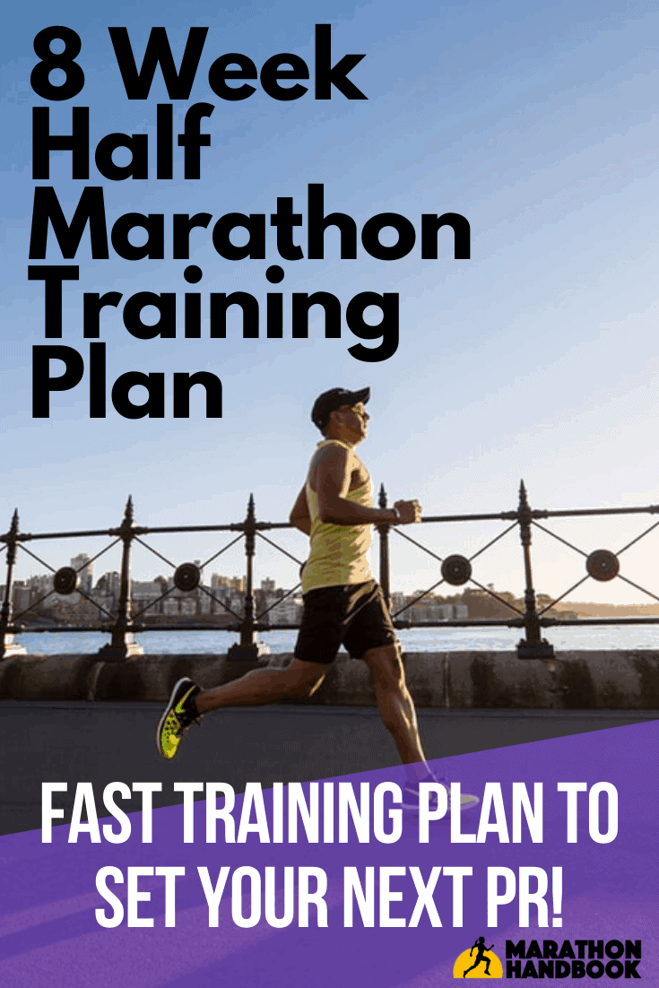 8 Week Half Marathon Training Plan 2