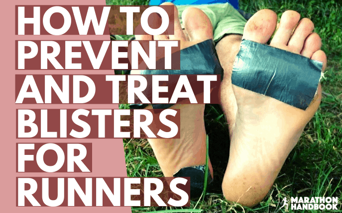 Blisters for Runners