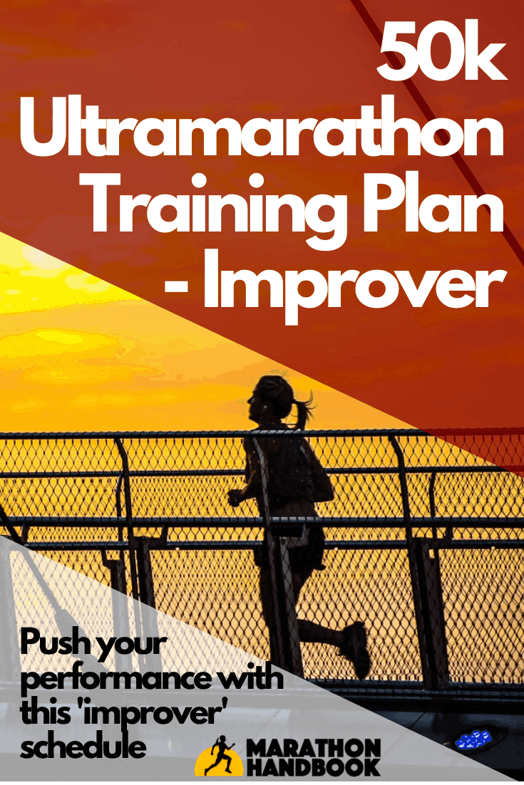 50k Training Plan - Improver 2