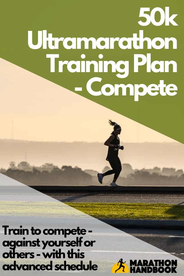 50k Training Plan - Compete 1