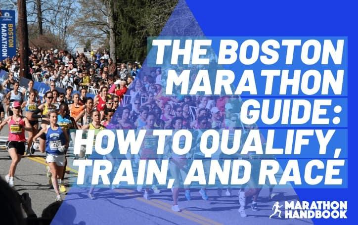 How To Qualify for Boston Marathon