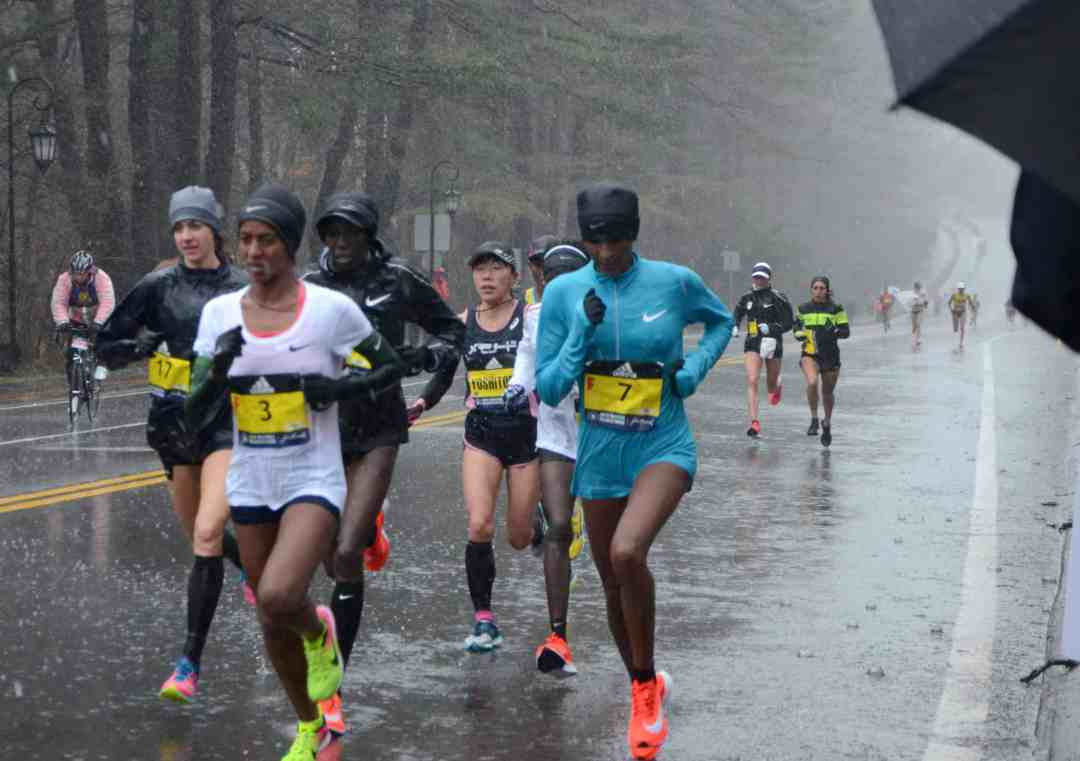 Boston Marathon Complete Guide for Runners: How To Qualify, Train, and Run the Route 1