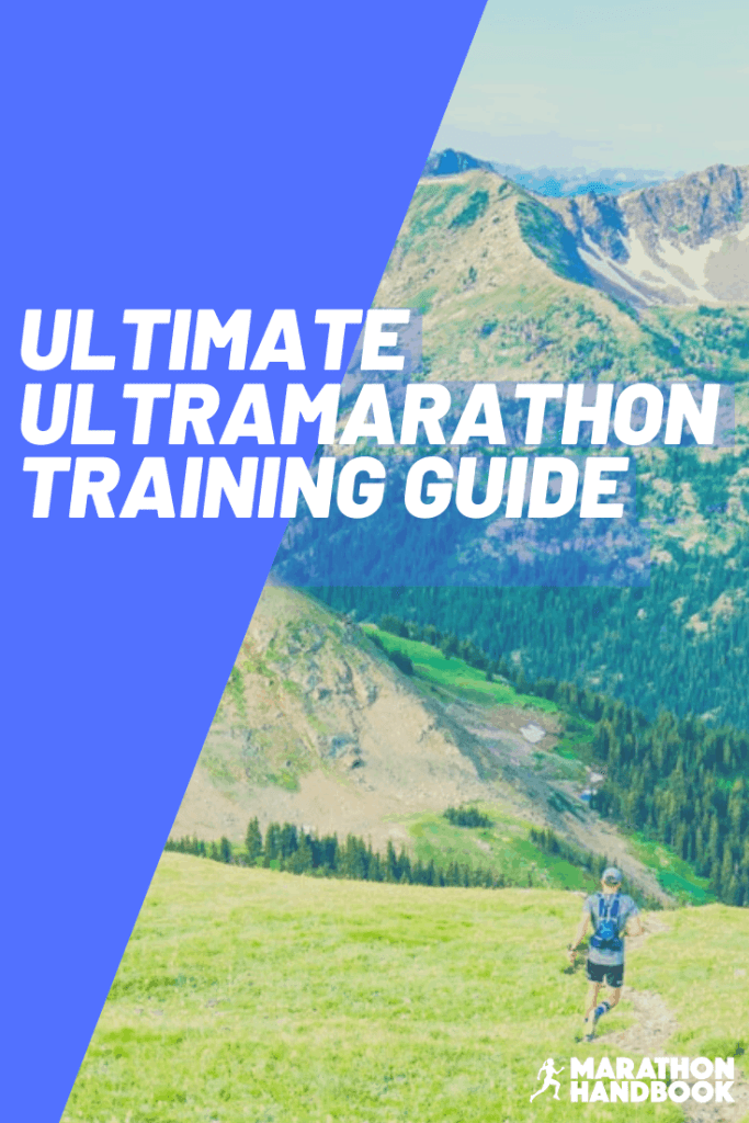 Ultramarathon Training Resources 1