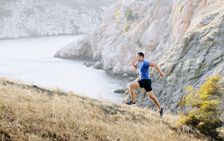 hill sprints how to