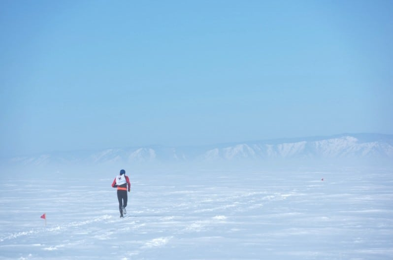 baikal ice marathon trail races