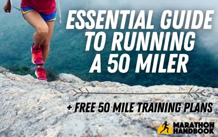 50 mile training plan