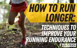 How To Run Longer