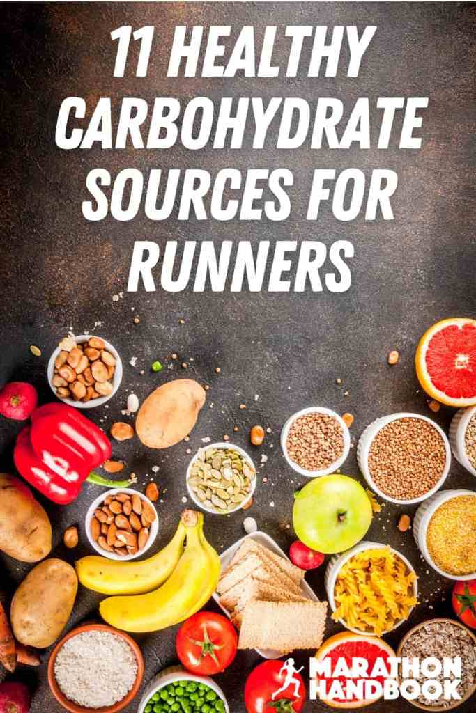 healthy carbohydrate sources for runners