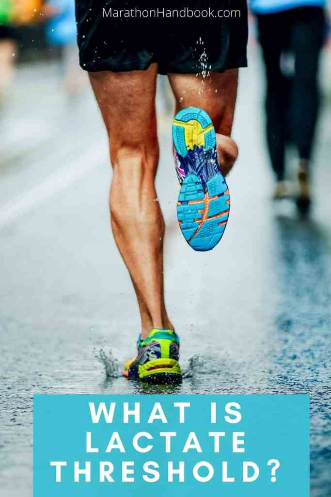 What is lactic acid and what does it have to do with running? We're exploring everything you need to know about lactic acid, your lactate threshold, and why it matters for running (along with self tests to determine your lactate threshold!) | MarathonHandbook.com #fitness #running #lactatethreshold #training