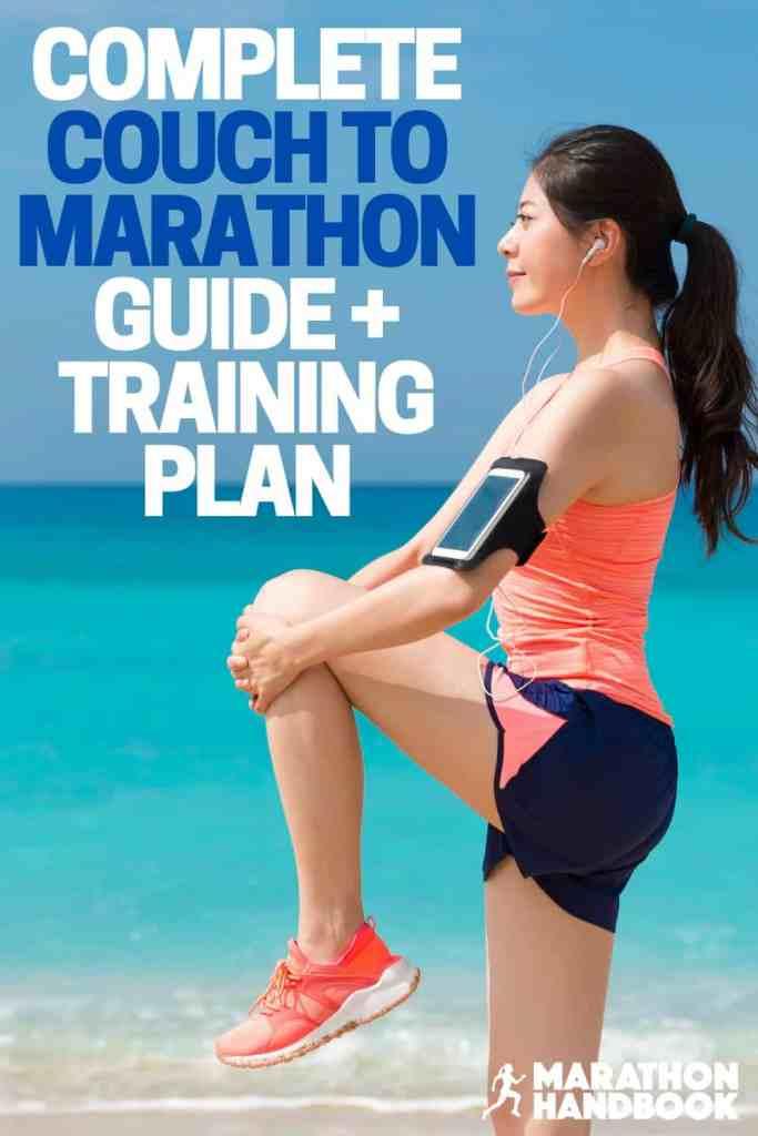 couch to marathon training plan