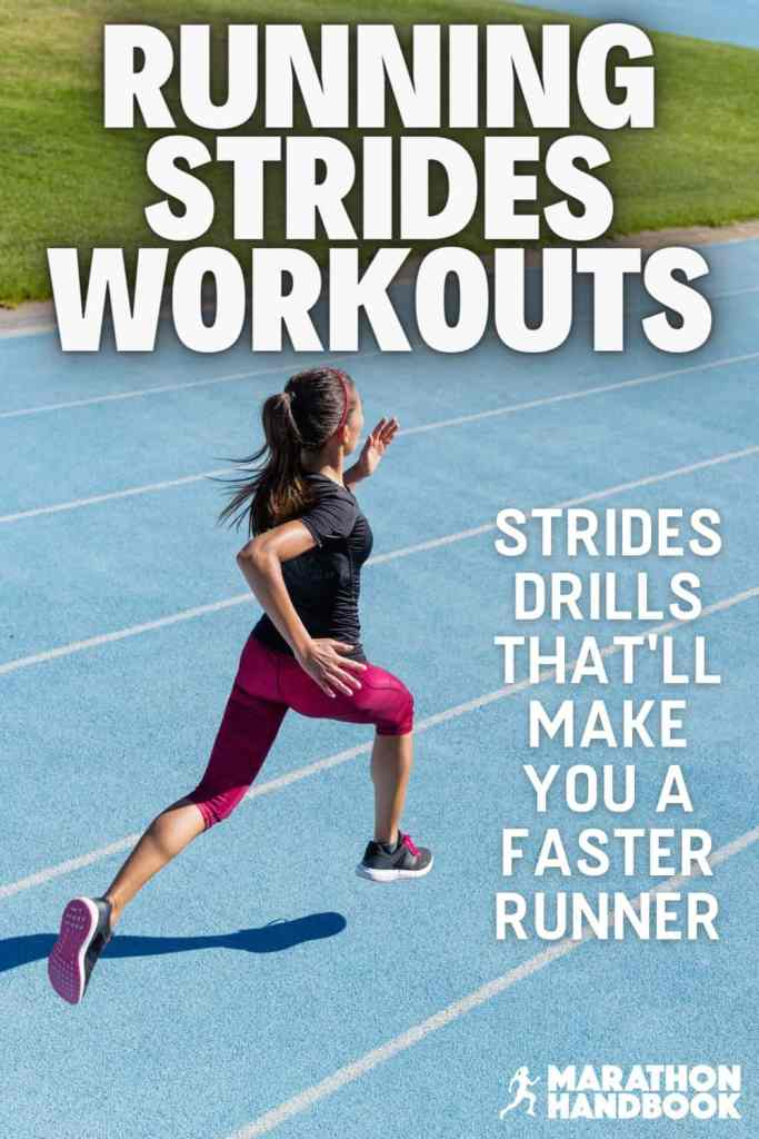 Running Strides Guide: Benefits + How To Run Strides 1