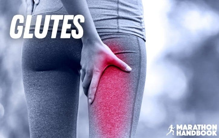 What Muscles Does Running Work Glutes