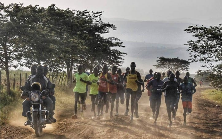 marathon training plan uganda