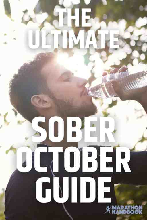 sober october guide main