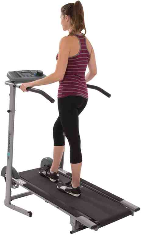 Exerpeutic 100XL non-motorized treadmill