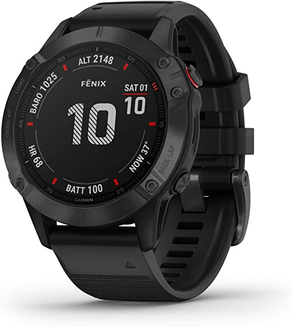 Garmin Fenix 6S Pro  best ultra running watch
