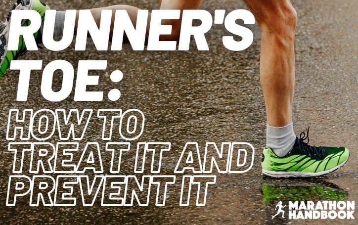 runner's toenail