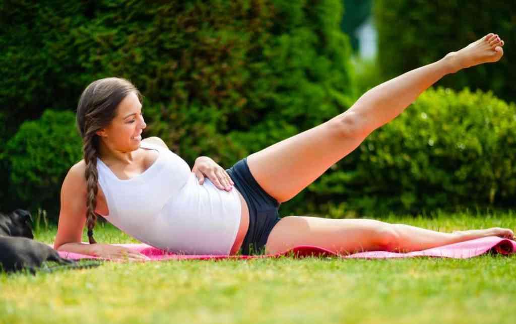 hip strengthening exercises for runners side leg raise