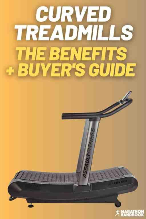 curved treadmills best benefits pins