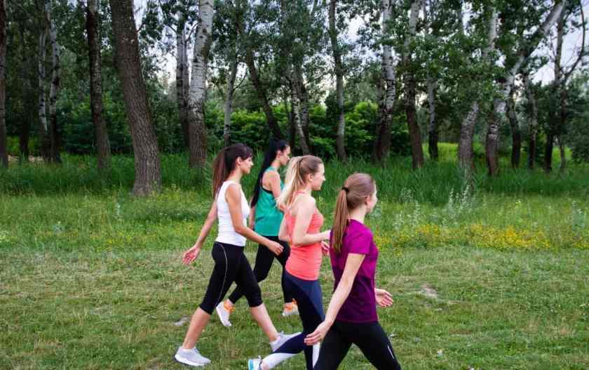 benefits of power walking