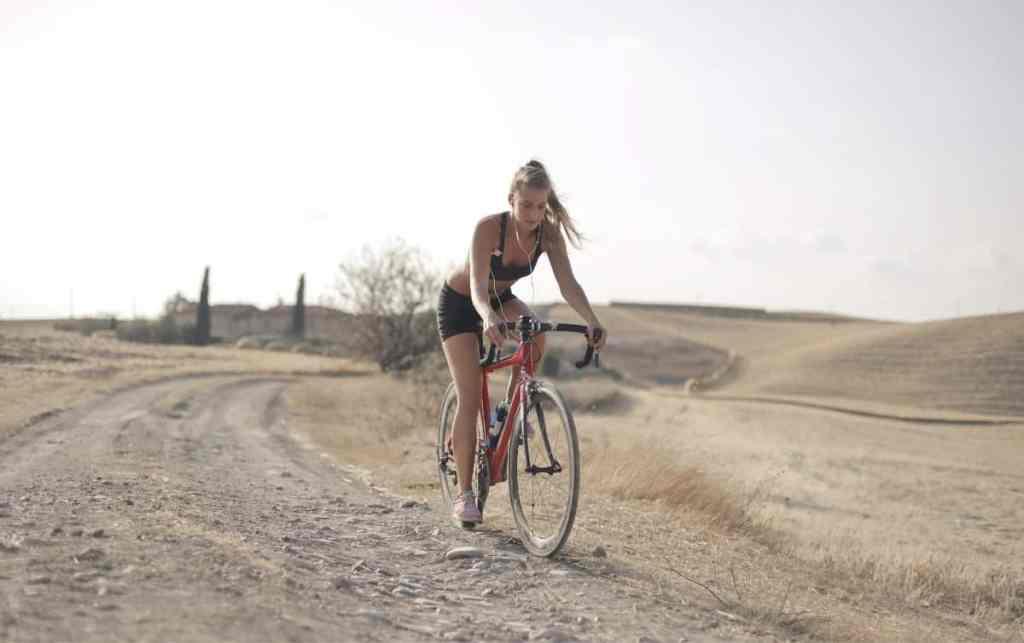 does biking help running