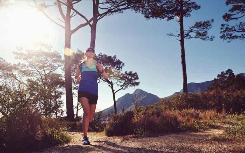 running 10k every day