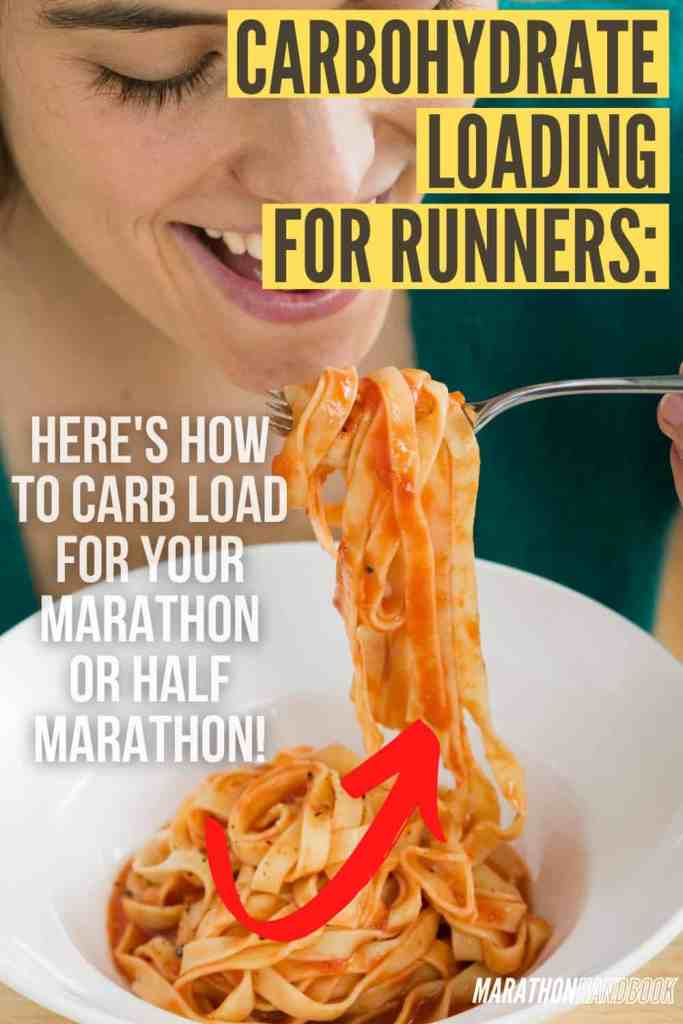 carb loading for runners
