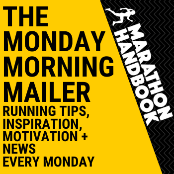 marathon handbook THE MONDAY MORNING MAILER (1)