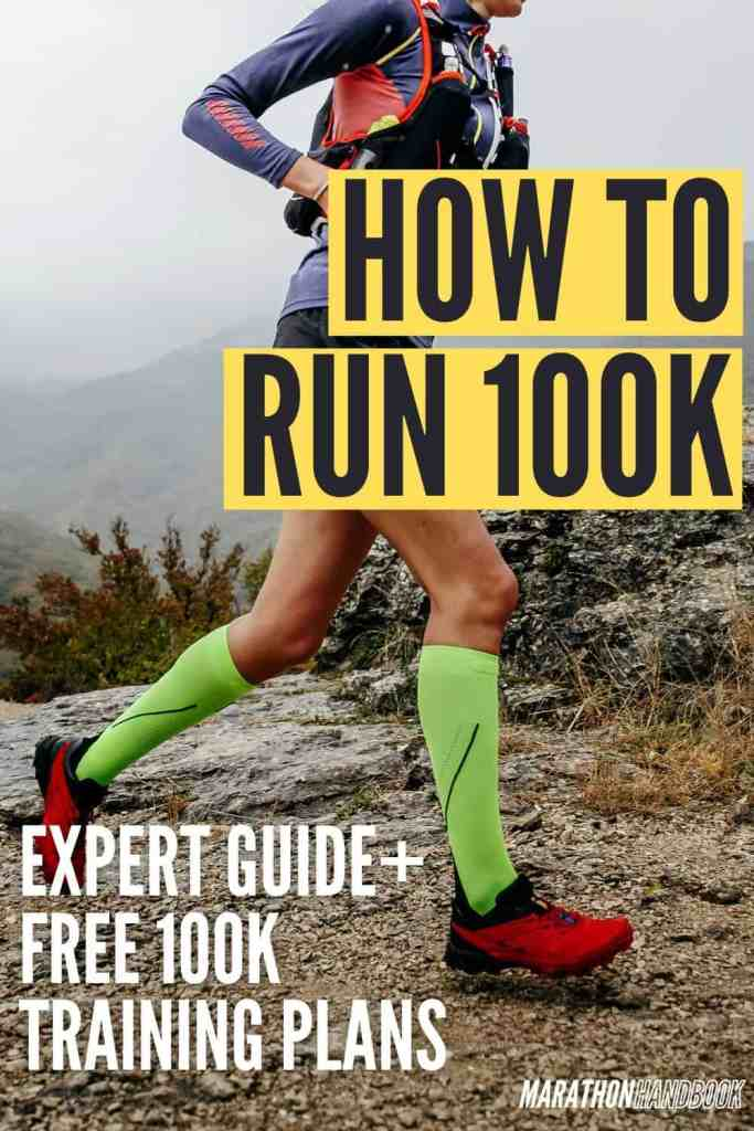 how to run 100k training plan
