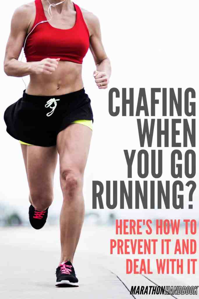 Chafing and Running: How to Prevent it and Deal with it 1