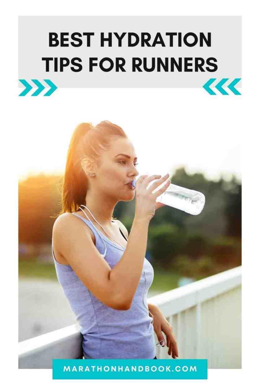 Best Hydration Tips for Runners - Marathon handbook