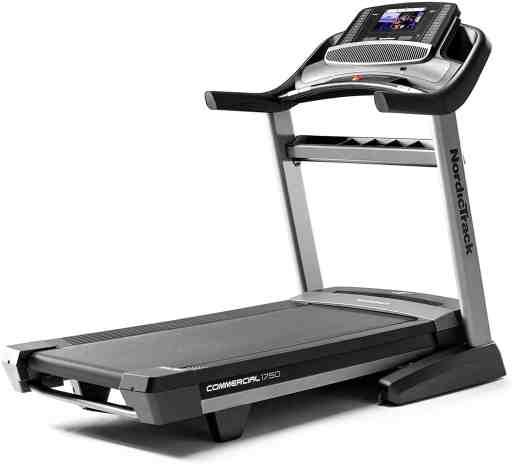 Nordic track smart treadmill