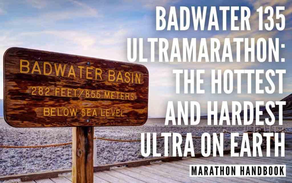 badwater 135 ultramarathon 1