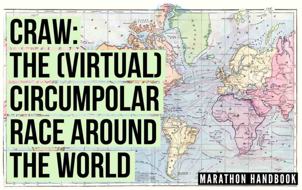CRAW circumpolar race around the world