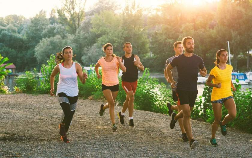 couch to 10k training plan 4