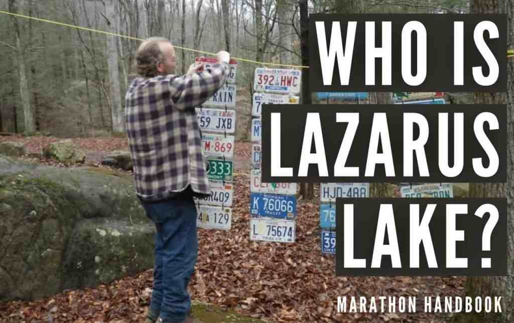 who is lazarus lake