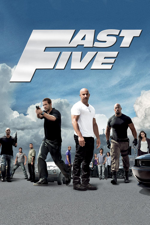 S01E05: Fast Five (Part 1)