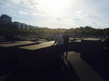 Photo: The powerful Holocaust memorial